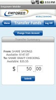 Screenshot of Empower Federal Credit Union