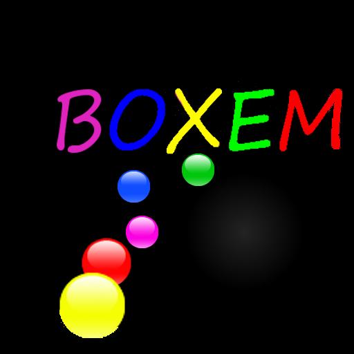 Boxem LOGO-APP點子
