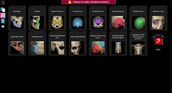 Anatomy Learning - 3D Atlas APK Descargar