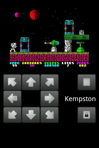 ZXdroid - ZX Spectrum emulator