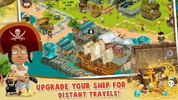 Screenshot of Pirates Kingdom