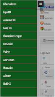 Screenshot of Liga MX.mobi