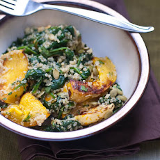 The Crisper Whisperer: Squash and Quinoa with Cilantro-Lime Dressing