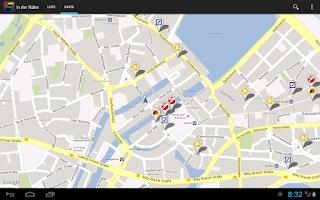 Screenshot of Cash Group Geldautomaten Lite