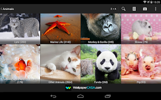 Screenshot of Animal Pix HD