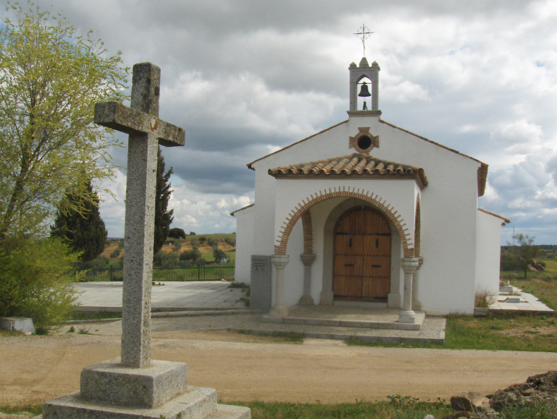 Cruz y Ermita de San Gregorio