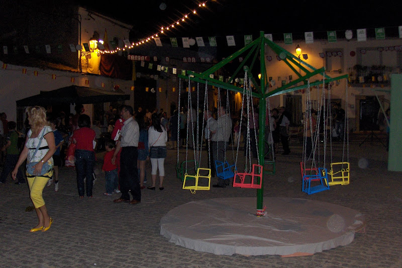 La noche en la Fuente Vieja