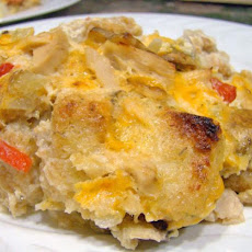 Make It Cheesy Tuna Bake