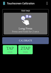 App Touchscreen Calibration 3.0 APK for iPhone