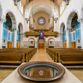 St Thomas More by Mark Goodman - Buildings & Architecture Places of Worship ( place of worship, church photography, architecture, st thomas more )