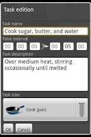 Screenshot of Cook Assistant Lite