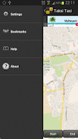 Screenshot of Taksi Taxi