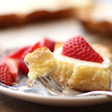 Sunburst Lemon Bars ~ Gluten Free or Not