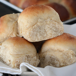 Fluffy Buttermilk Potato Rolls