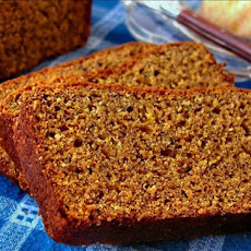 Banana Bran Breakfast Bread