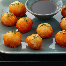Smoked Salmon Ball
