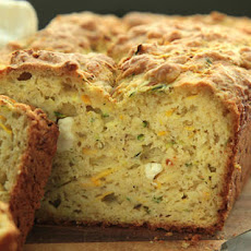 Savory Summer Squash Quick Bread