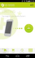 Screenshot of NFC TAGSTORE WRITER