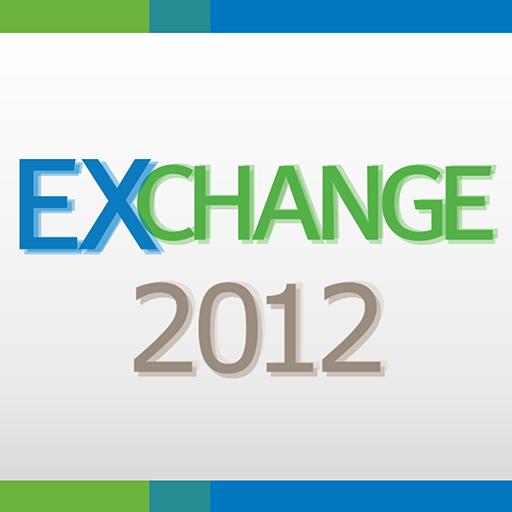 EXCHANGE 2012 LOGO-APP點子