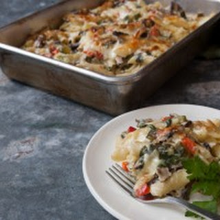 Vegetable Pasta al Forno