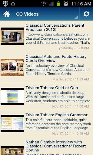 【免費教育App】Classical Conversations-APP點子