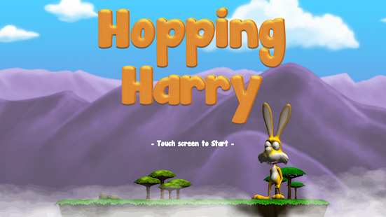 Hopping Harry - screenshot