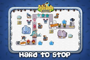 Screenshot of Dididodo Defense: Cool Games