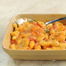 Gnocchi with Marinara Sauce