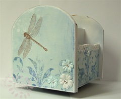 Pencil holder--Dragonfly