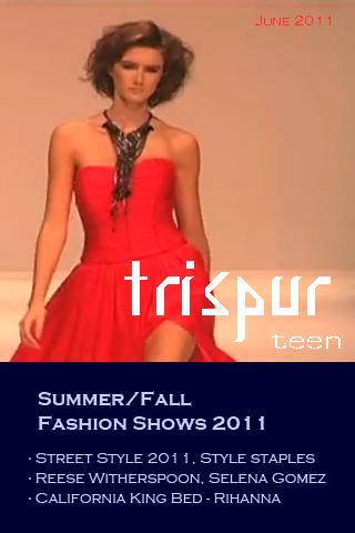 Trispur Teen Videos June 2011