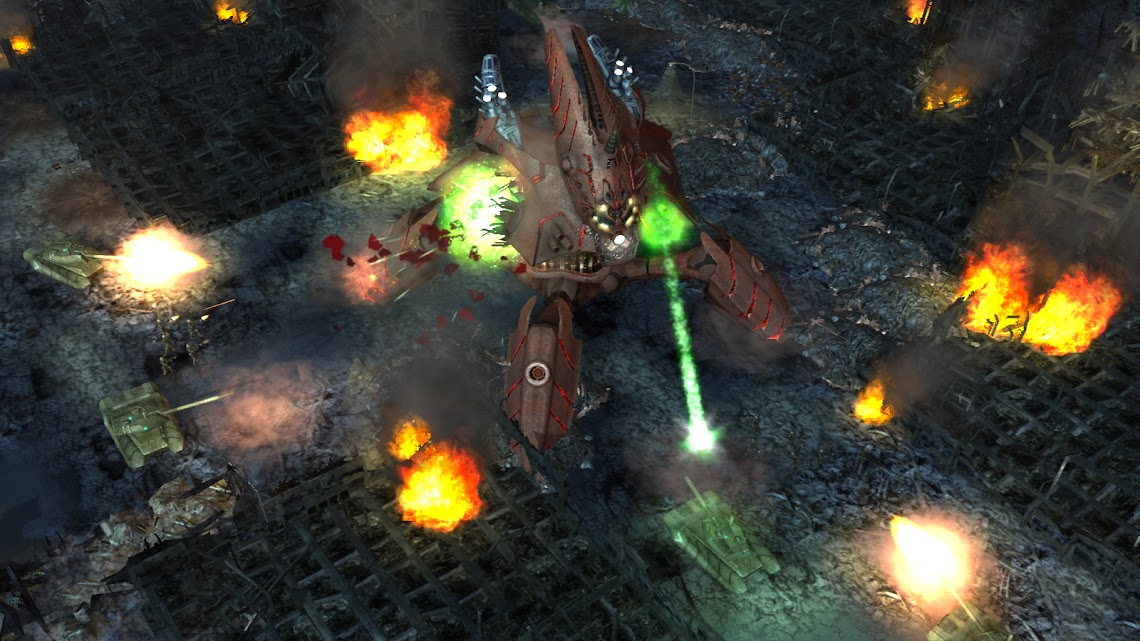 Universe at War to feature PC-360 play