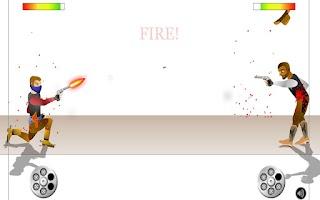 Screenshot of Gun Blood