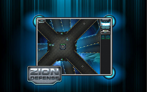 Zion Tower Defense Free