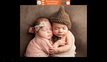 Screenshot of Sweet Baby Photos