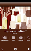 Screenshot of My Sommelier