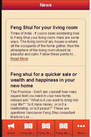 Feng Shui Discovery