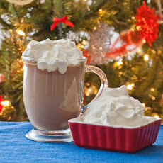 Sweet Slow Cooker Hot Chocolate