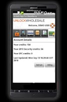 Screenshot of Unlock App® - Pro Edition