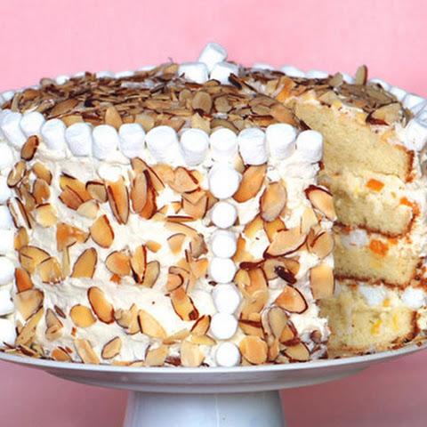 Orange Cake Mix Pineapple Fruit Cocktail Dump Cake
