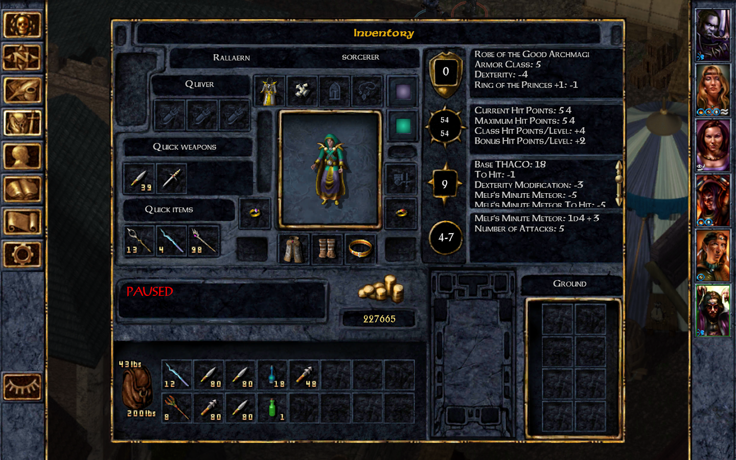 Baldur's Gate Enhanced Edition Screenshot 13