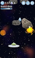 Screenshot of Drizzle Drop - Lost in Space