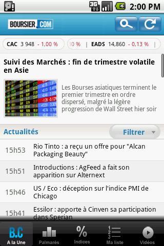 【免費財經App】Boursier.com-APP點子