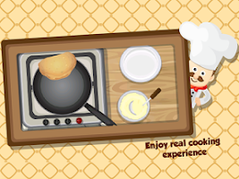 Screenshot of Pan Cake Maker - Cooking Game