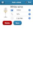 Screenshot of Calcoholator