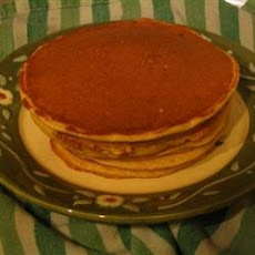Louisiana Sweet Potato Pancakes