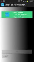 Screenshot of 4x4 MATRIX Control