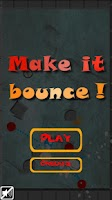 Screenshot of Make it bounce! FREE