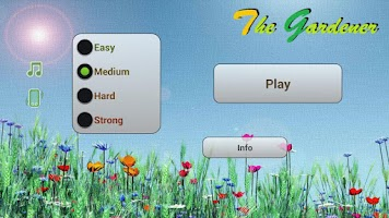 Screenshot of The Gardener