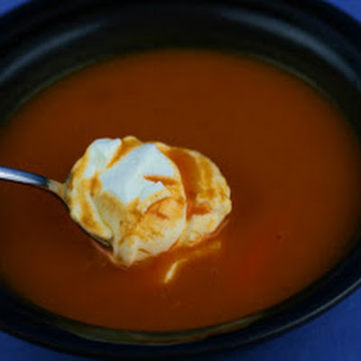 Sweet Potato and Chorizo Soup Slow Cooker