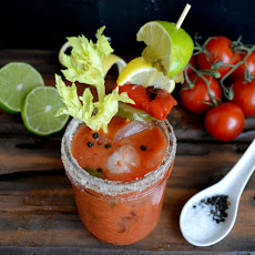 Roasted Tomato Bloody Mary